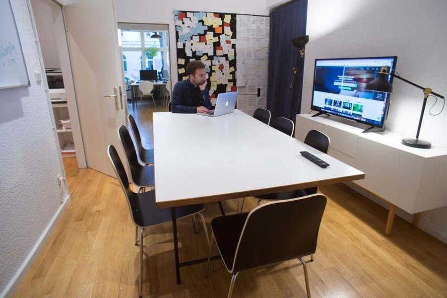 4 Arbeitsplätze in Bürogemeinschaft / Co-Working / Shared Office