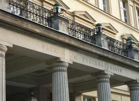 Beste Lage innmitten Berlins im Palais am Festungsgraben