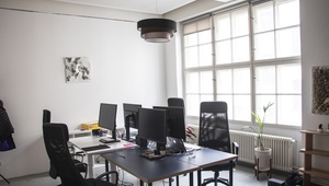 IDEAL FÜR STARTUPS - kleines all-inclusive Loft-Office