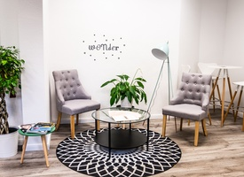 Coworking Space for women in Berlin offers Coworking & Offices