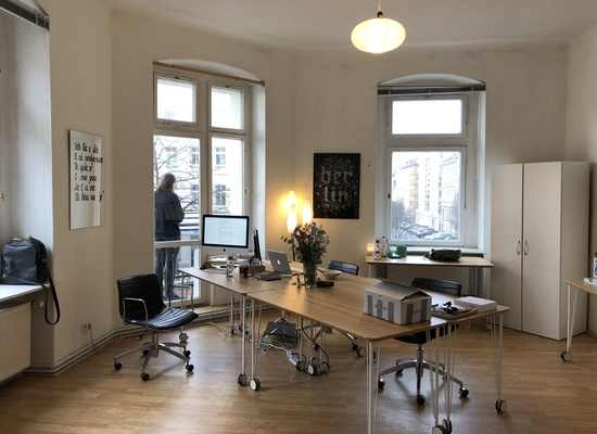 Living offices in Mitte and Neukölln