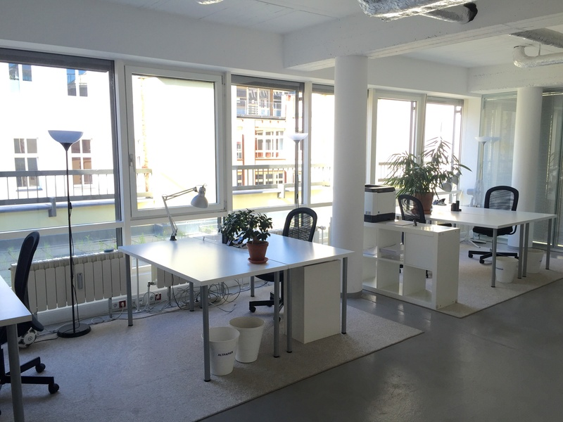 Co-Working in Berlin Schöneberg