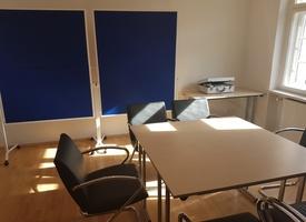 Schulungs-/Besprechungsraum zu vermieten