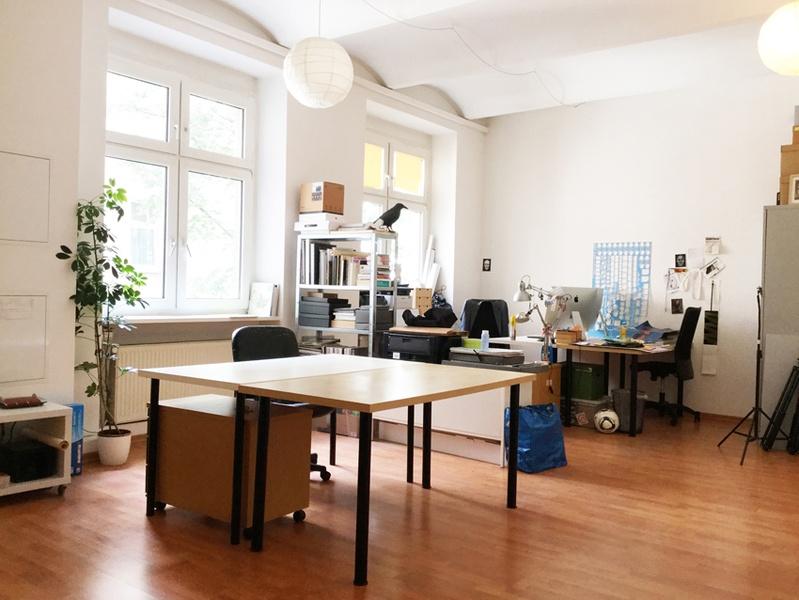 Maybachufer Berlin Office Desk Space