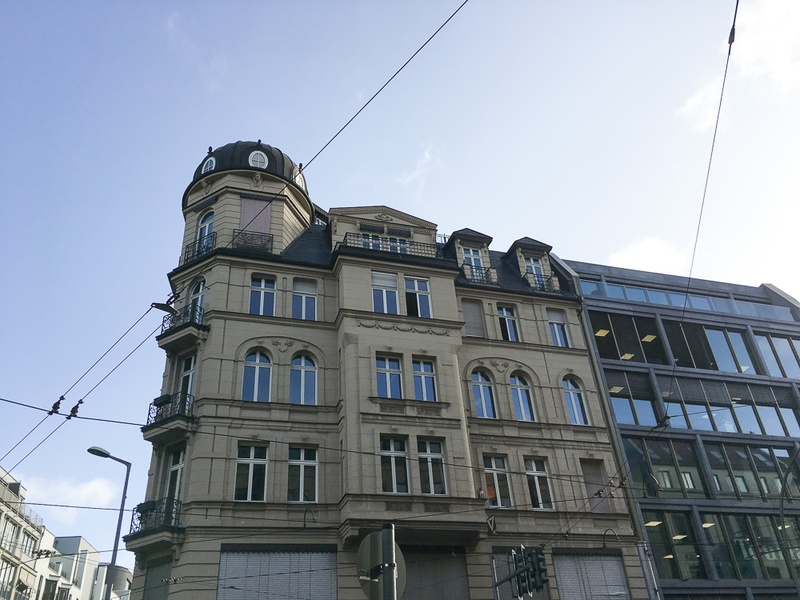 Beautiful, bright shared office in Mitte