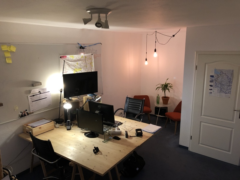 Office / Room @Choriner Straße | Mitte/Prenzlauer Berg