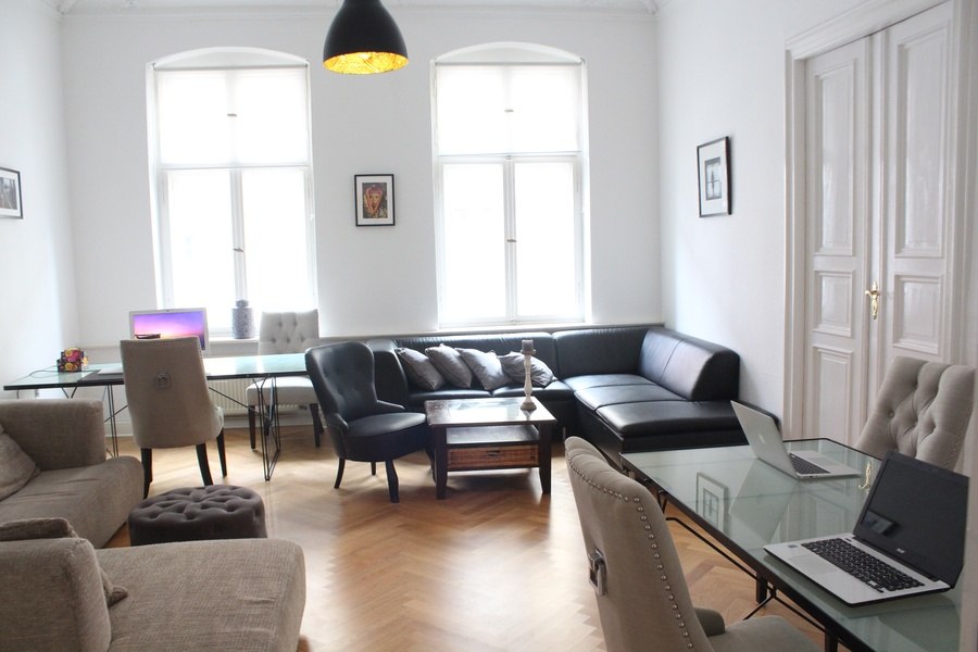 Luxus Buro for 4 people Center Berlin - Mitte close Alexander Platz