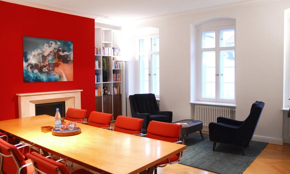 Sonnige Bürofläche in bester Lage zu vermieten