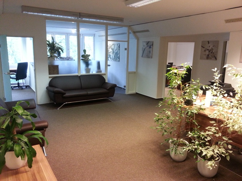 ROOM: CoWorking Space - Desks - Office Bürogemeinschaft - Arbeitsplatz - Nähe Zoo - coworkingspace - Room - Raum