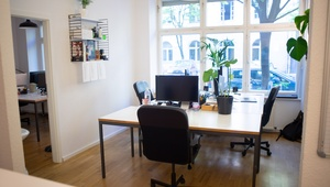 Arbeitsplatz / Coworking Space / Bürogemeinschaft / Shared Office