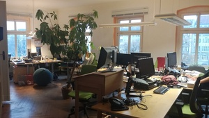 Maybachufer - Shared office space