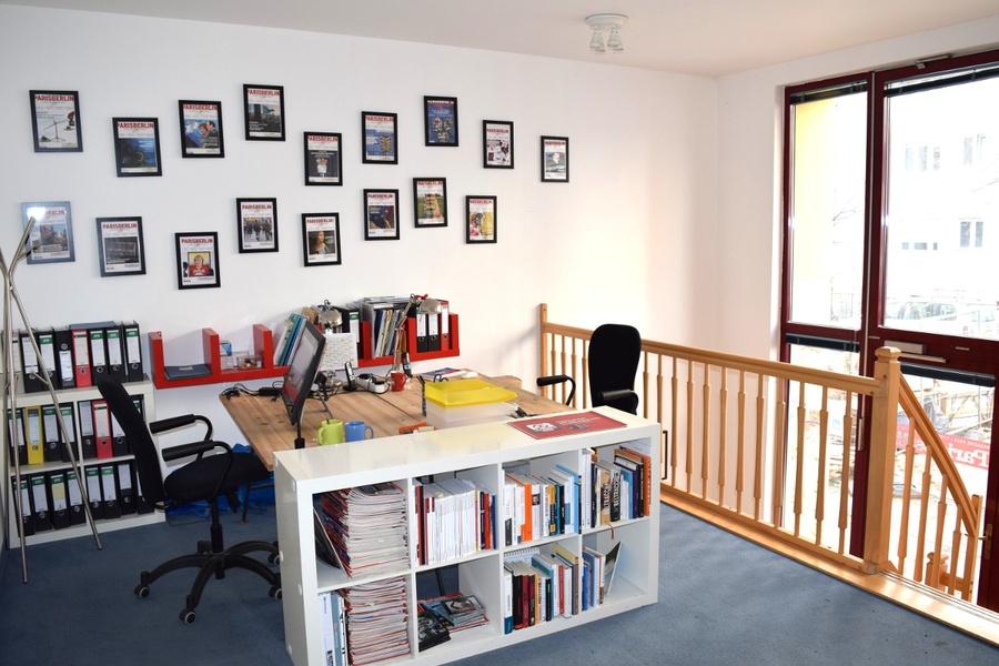 DESK: 1 Desk in a 100 m² Office - Rosenthaler Platz