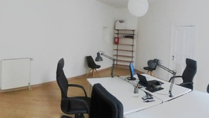 CoWorking office close to Rathaus Pankow
