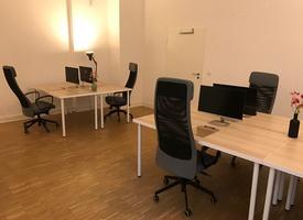 Office in the heart of Berlin F-Hain