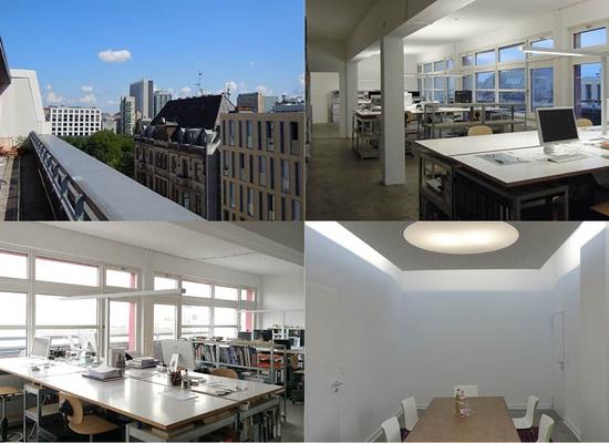 Coworking | Arbeitsplatz | Büroplatz in Mitte