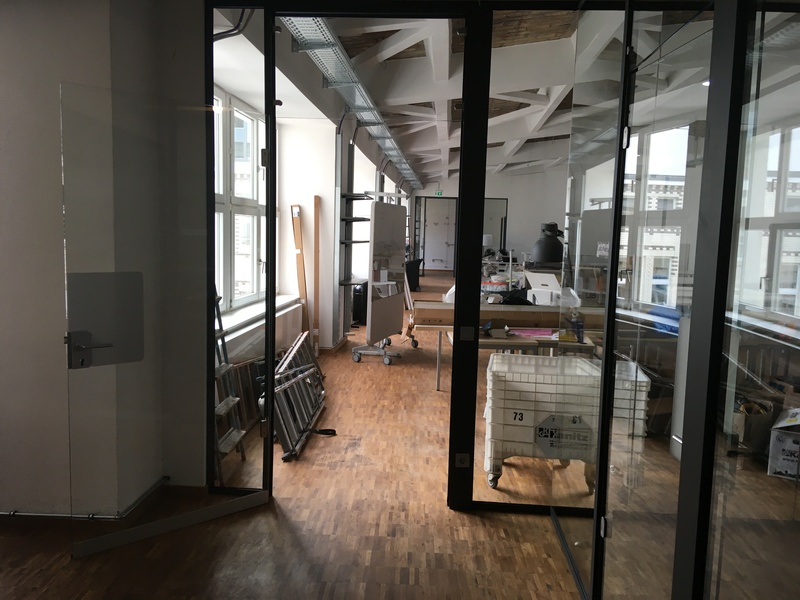 Loft Office with kitchen in the heart of Berlin (Mitte/Kreuzberg)