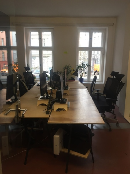 Schönes Start-up Office in Mitte/P-Berg