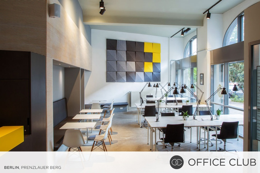 Office Club Berlin Prenzlauer Berg