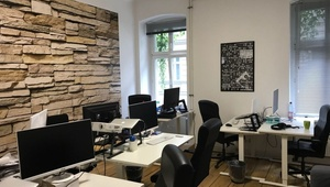 Nice office in best location at Hackescher Markt.