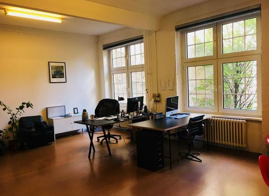 Workspace in Tiergarten and Moabit