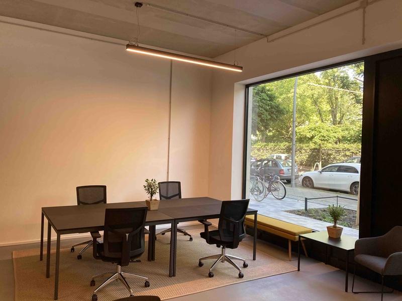 Plug&play Büro für 16-20 Mitarbeiter neben der Friedrichstrasse