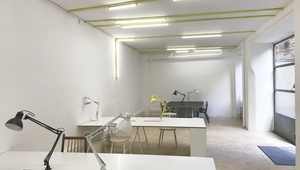 Several Open Desks in Newly renovated loft in X-berg