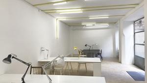 Several Open Desks in Newly renovated loft in X-berg