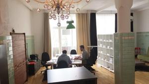 Office Space in cozy Loft