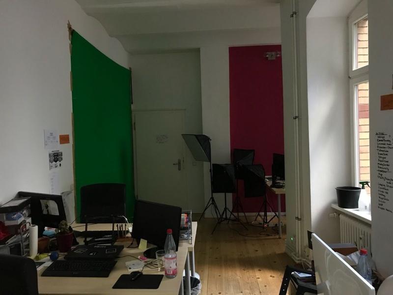 Nice office in best location at Hackescher Markt.