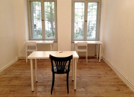 Office for 4 People in Bergmannkiez