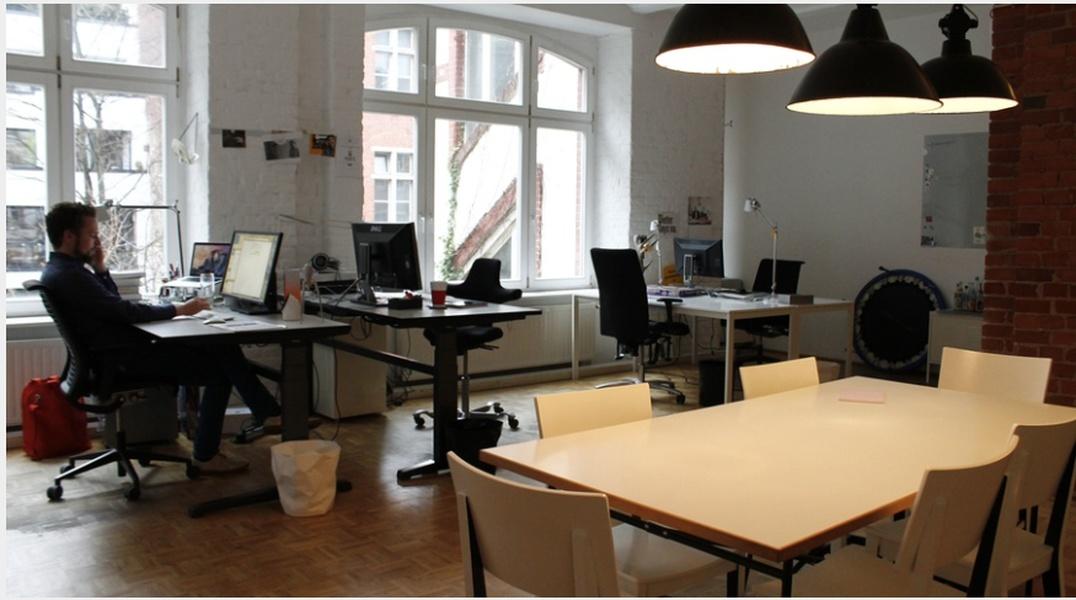 Top Startup location – close to Hackescher Markt and Rosenthaler Platz