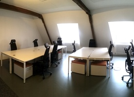 Rent a Room in our top floor office