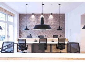 Linienstrasse - plug&play office for 16 employees
