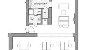 Dunckerstr. - plug&play Büro für 18 Mitarbeiter