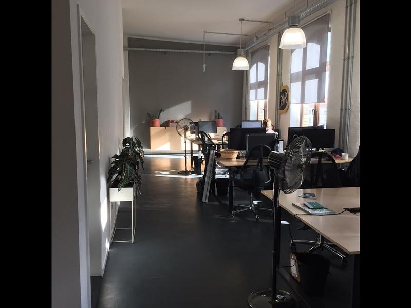 Co-Working Space in the heart of Kreuzberg!