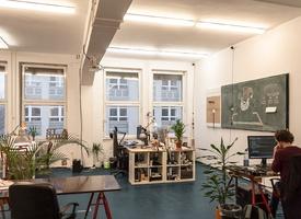 Freie Plätze in großem Neuköllner Studio