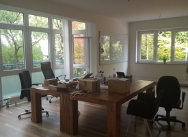 Superb central office available for rent