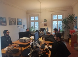 Charming office for 25 people in Kreuzkölln