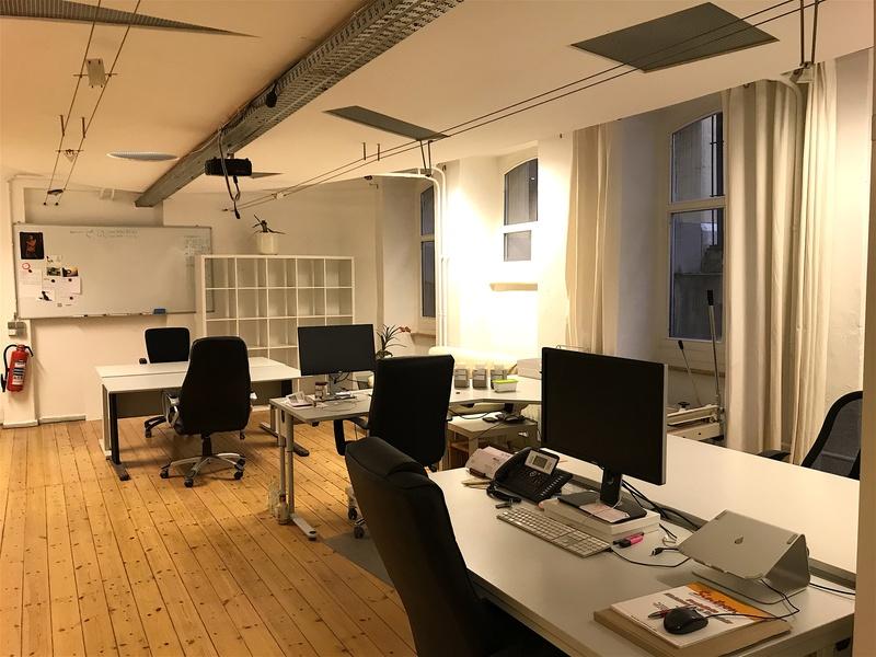 Büroplätze in bester Lage / Berlin Mitte