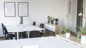 Team rooms on Maybachufer in Us+ coworking