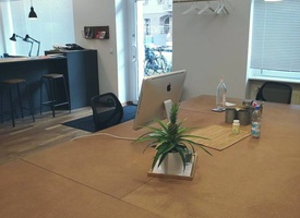 Long Term Desk, Prenzlauer Berg
