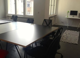 One or Two Rooms in 250 m2 Startup-WG in Berlin-Mitte