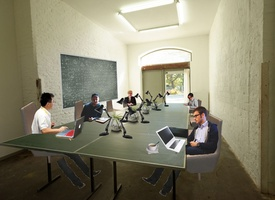 Coworking at ZK/U