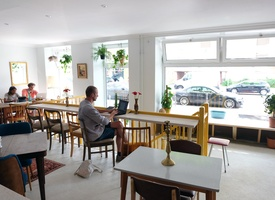 be'kech - Berlin's First Anti-Cafe