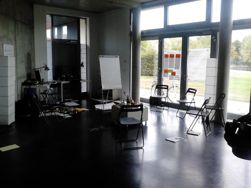 Bürogemeinschaft in Tiergarten