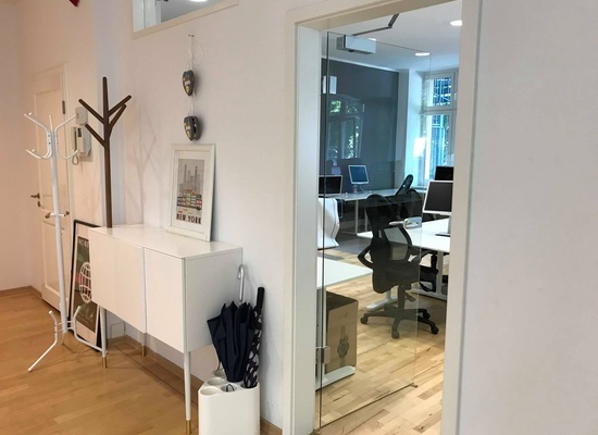 Desks for rent in Prenzlauer Berg / MItte
