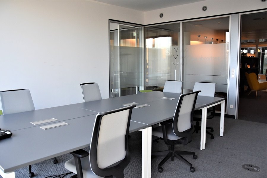 3 Big office near Alexanderplatz for up to 8 people at TechCode Berlin from August 2020