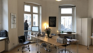 Offices and Desks in Berlin Mitte